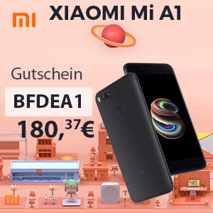 Xiaomi Mi A1 Banner