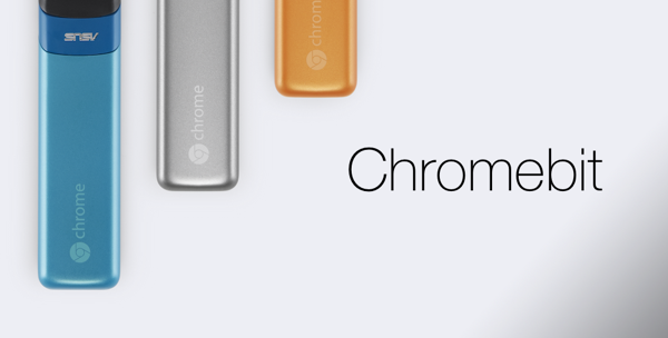 AndroidKosmos | ASUS HDMI-Stick Chrombit mit ChromeOS startet offiziell in den Verkauf 1