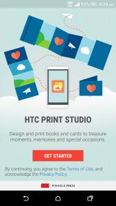 HTC Druckstudio