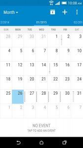 HTC_Kalender