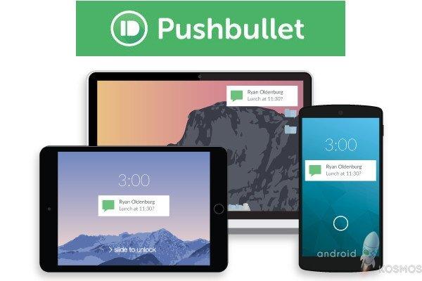 Pushbullet Daten- und Nachrichtenaustausch für Android, iPhone, Windows, MAC, Chrome und Firefox 7