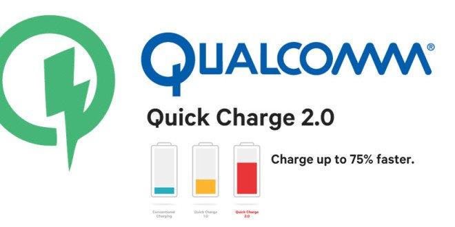 Qualcomm's Schnelladefunktion - Quick Charge 2.0 erklärt