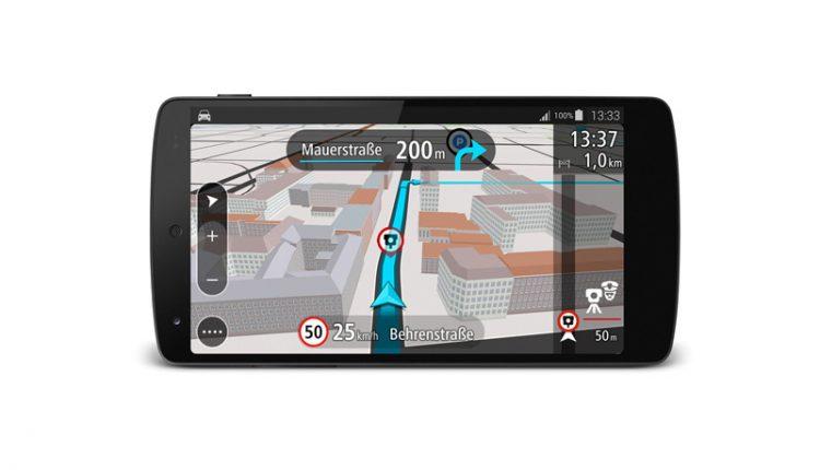 TomTom veröffentlicht neue Navigations-App GO Mobile für Android 1