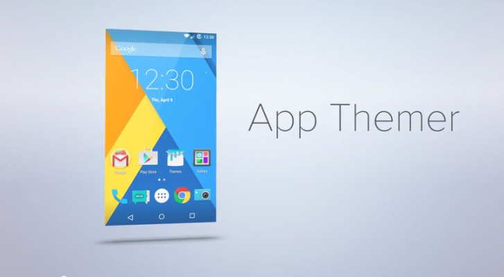 AndroidKosmos | Cyanogen OS 12: Theme-Engine für Apps ist fertig 1