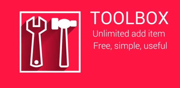 Appvorstellung: ToolBox - Floating App 1