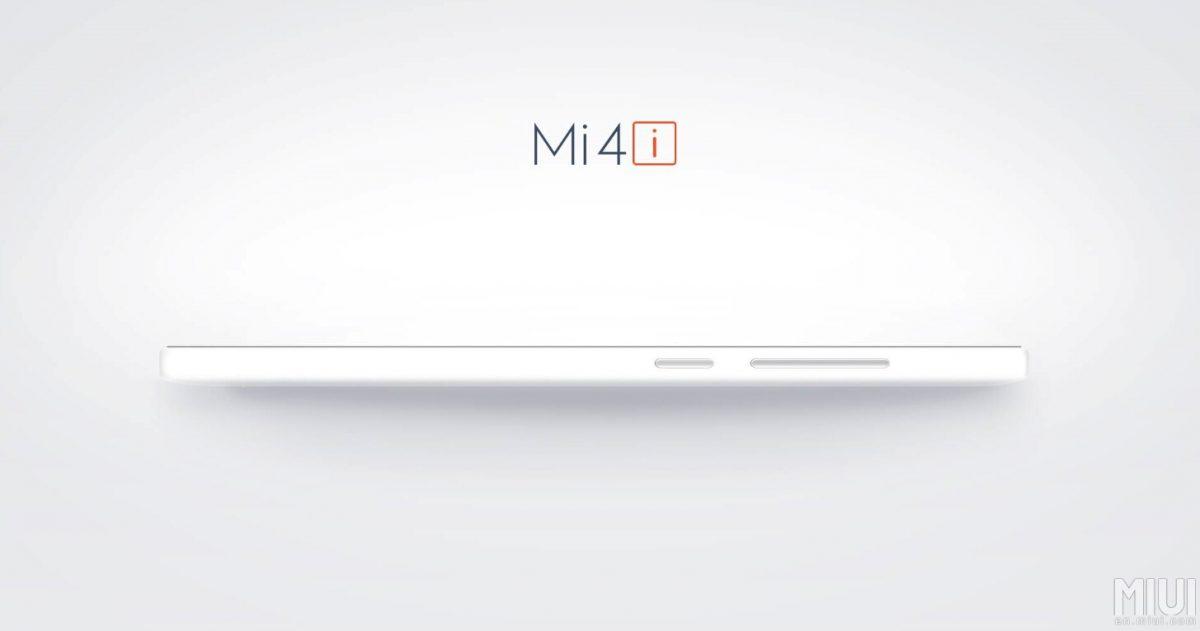 "Xiaomi Mi Launch Event 2015 ""i IS COMING"" - Smartphone Mi 4i wurde offiziell vorgestellt 2"