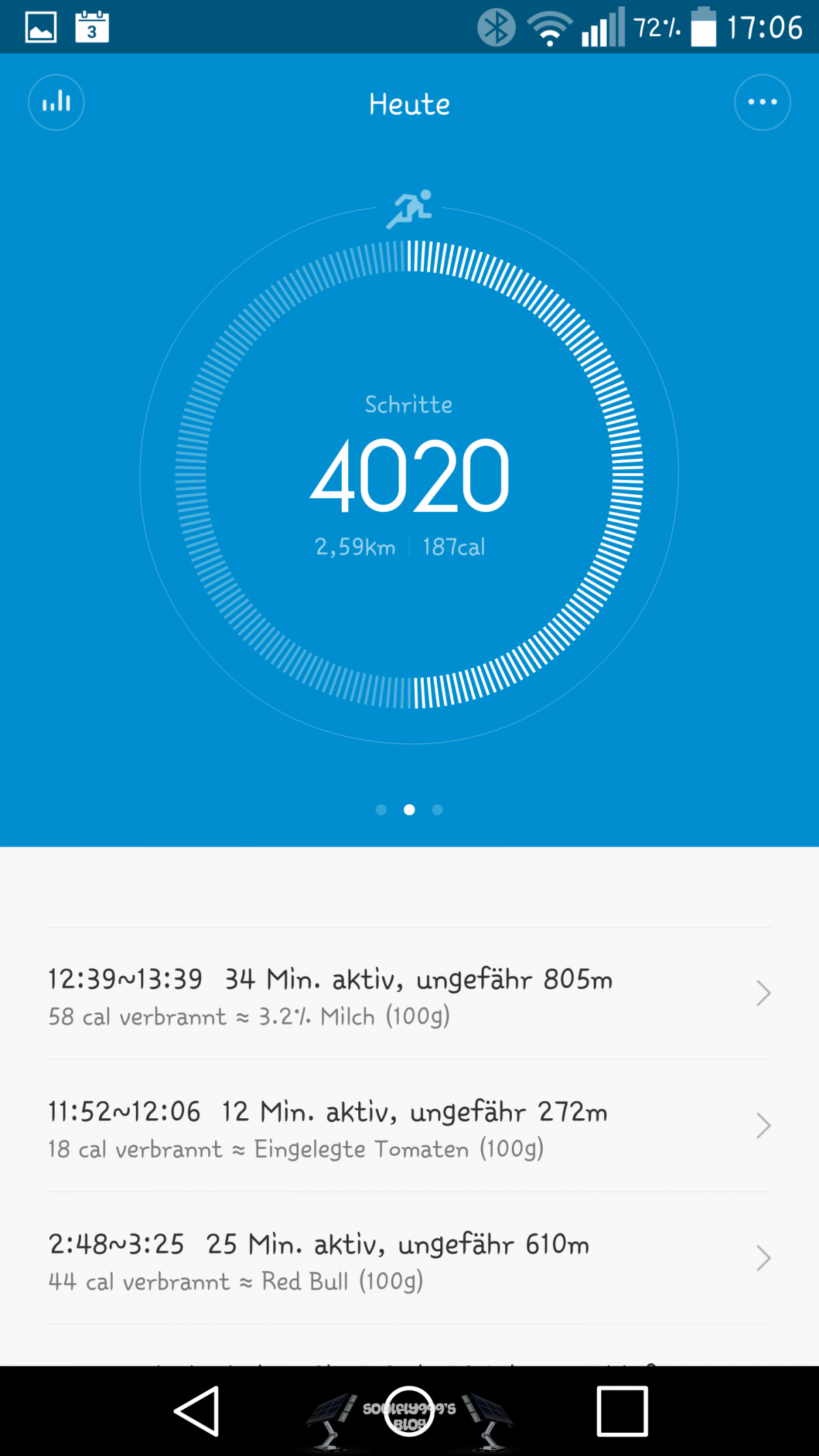 AndroidKosmos | Test / Review / Anleitung: Xiaomi Mi Band + Mi Band 1s und tweaked Mi Fit App 54