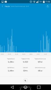 Xiaomi Mi Band 1s Test und Anleitung: Tracker mit über 30 Tagen Akkulaufzeit 55