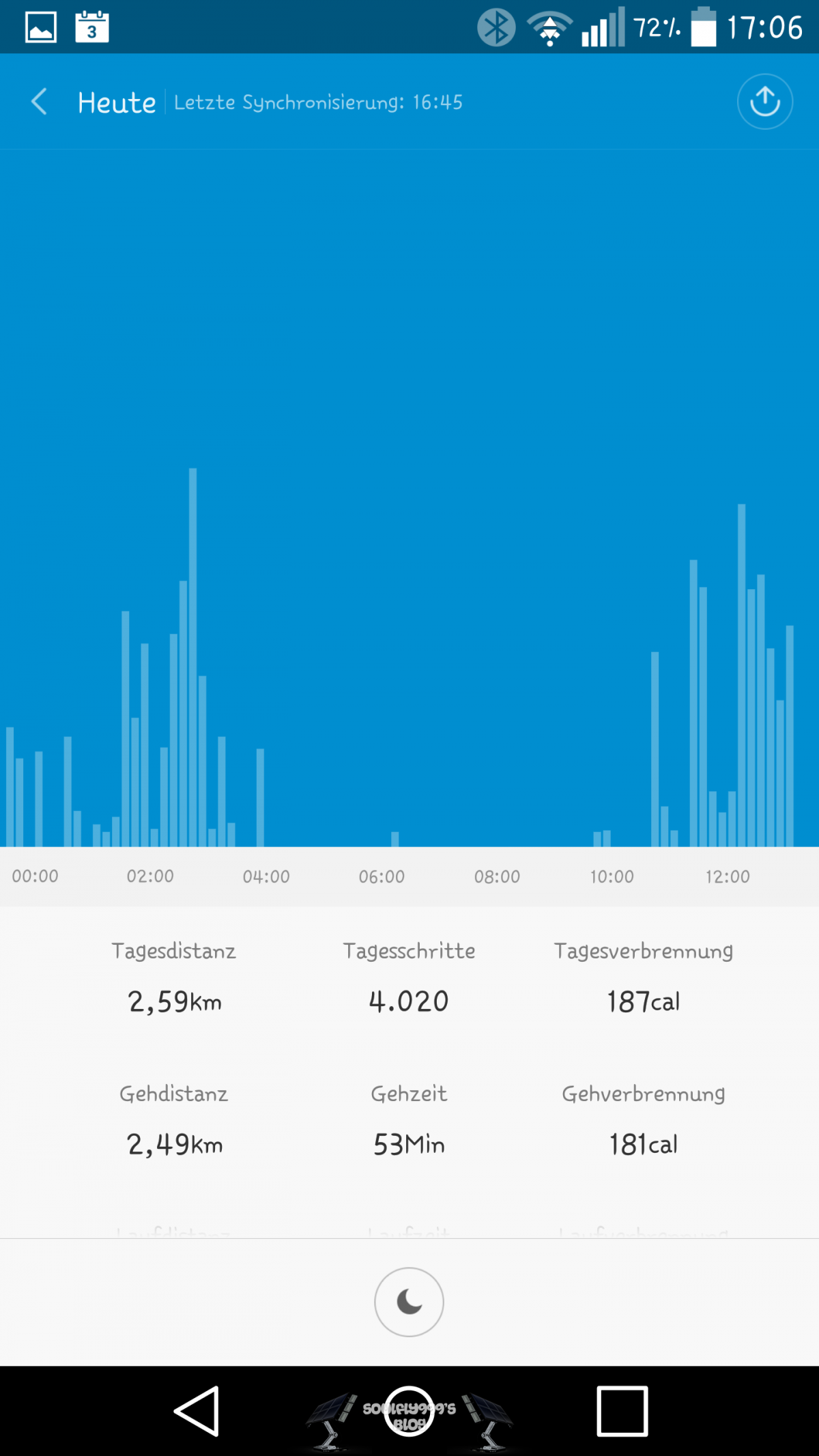 AndroidKosmos | Test / Review / Anleitung: Xiaomi Mi Band + Mi Band 1s und tweaked Mi Fit App 55