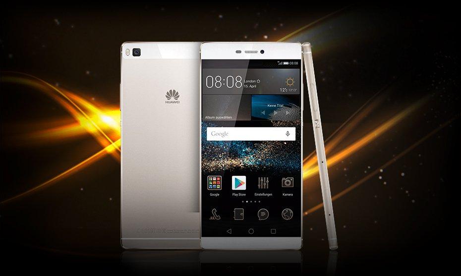 Huawei P8 und P8 Lite wurden offiziell vorgestellt 1
