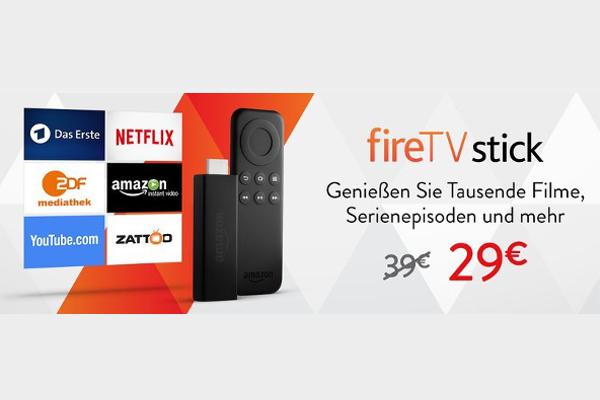Angebot: Amazon Fire TV Stick für 29,99 Euro kaufen 3