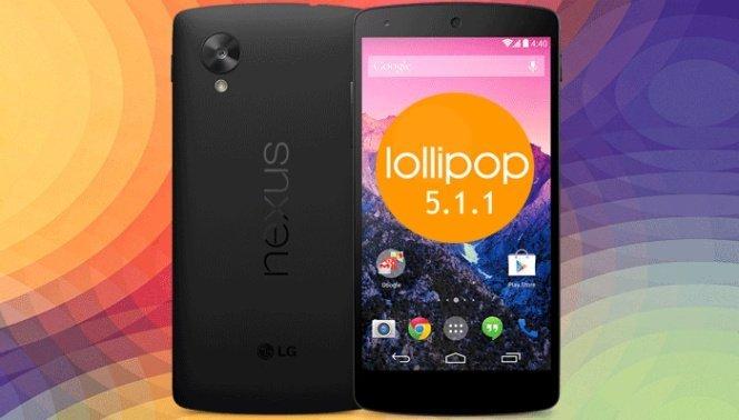 Android 5.1.1 Lollipop Factory Images für das Nexus 7 2012 / 2013 und Nexus 10 verfügbar 2