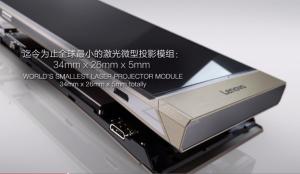 Lenovo Smart Cast: Neues Smartphone projiziert einen Touchscreen 9