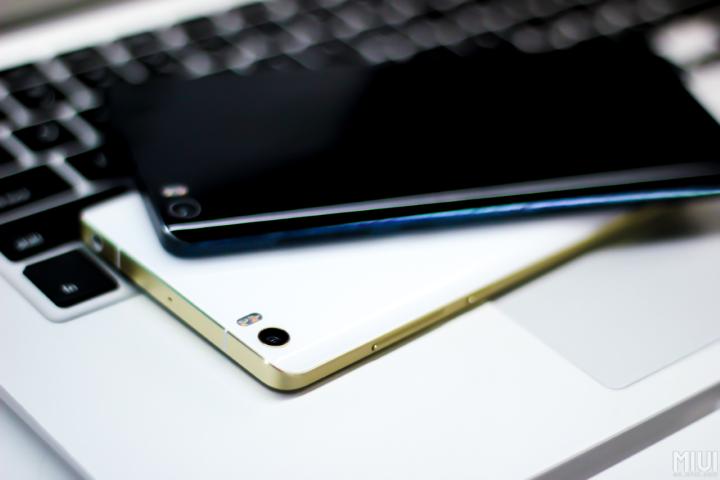 Xiaomi Mi Note Pro 5,7 Zoll Smartphone mit Snapdragon 810 Verkauf in Peking gestartet 11