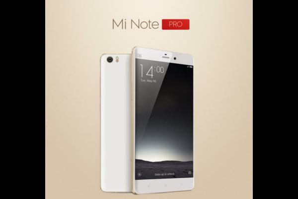 Xiaomi Mi Note Pro 5,7 Zoll Smartphone mit Snapdragon 810 Verkauf in Peking gestartet 1