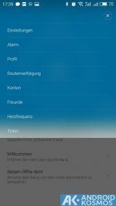 Xiaomi Mi Band 1s Test und Anleitung: Tracker mit über 30 Tagen Akkulaufzeit 11