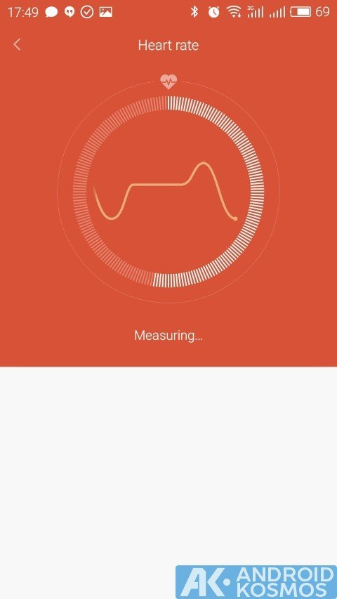 AndroidKosmos | Test / Review / Anleitung: Xiaomi Mi Band + Mi Band 1s und tweaked Mi Fit App 14