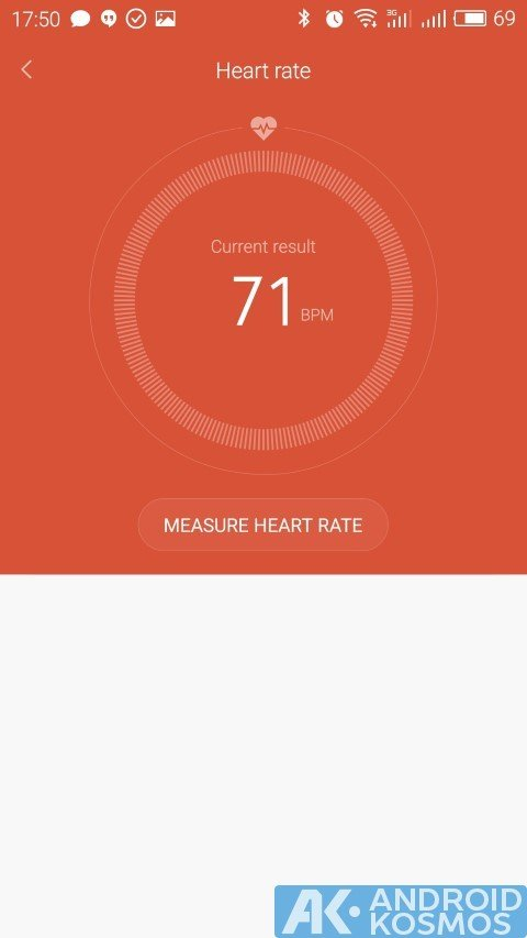AndroidKosmos | Test / Review / Anleitung: Xiaomi Mi Band + Mi Band 1s und tweaked Mi Fit App 13