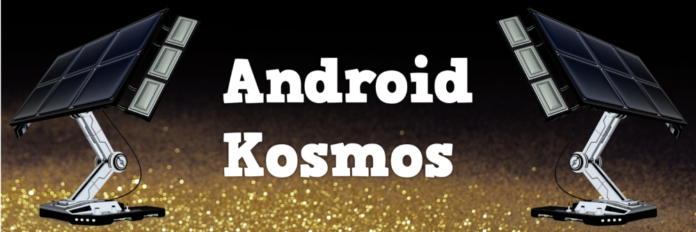 Android Kosmos Banner