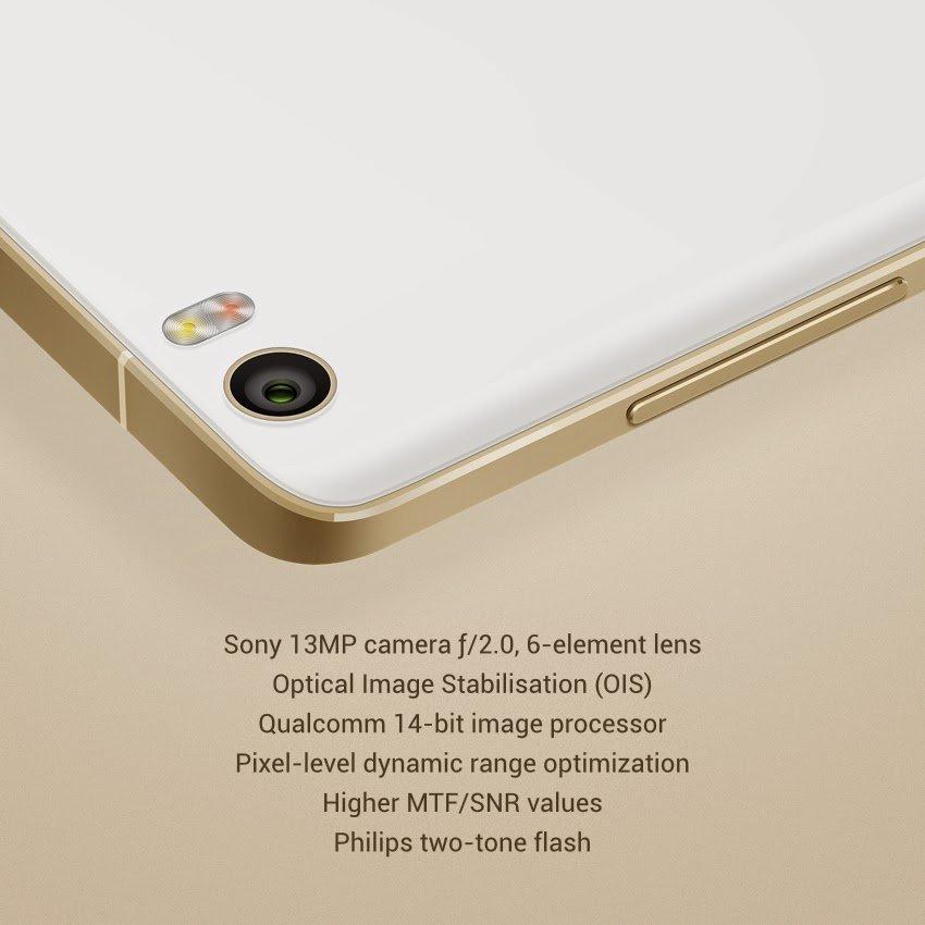 Xiaomi Mi Note Pro 5,7 Zoll Smartphone mit Snapdragon 810 Verkauf in Peking gestartet 6