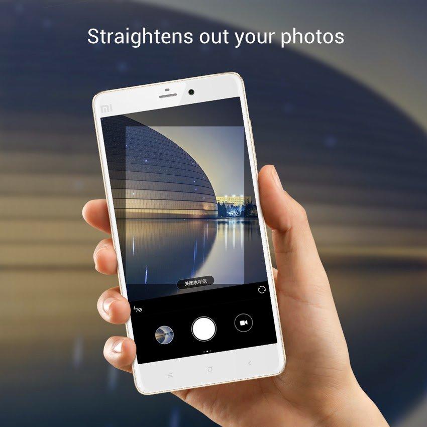 Xiaomi Mi Note Pro 5,7 Zoll Smartphone mit Snapdragon 810 Verkauf in Peking gestartet 7
