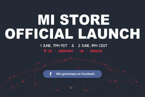 Xiaomi Mi Store startet heute offiziell international (Update 01.06.2015) 1