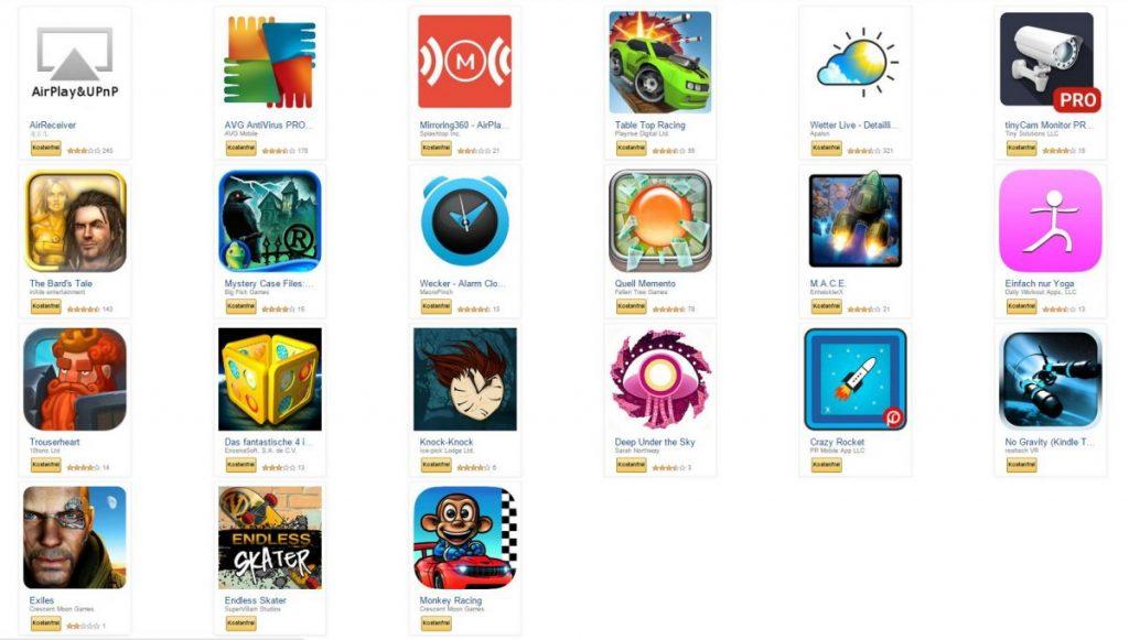 Amazon Apps 2