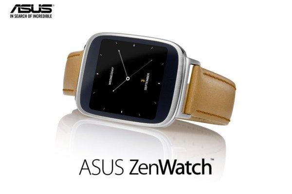 Asus ZenWatch 2 in zwei Größen offiziell vorgestellt 1