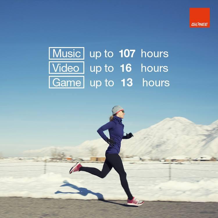 Gionee Marathon M4: Smartphone mit 5000mAh Akkukapazität und weitere Geräte 3