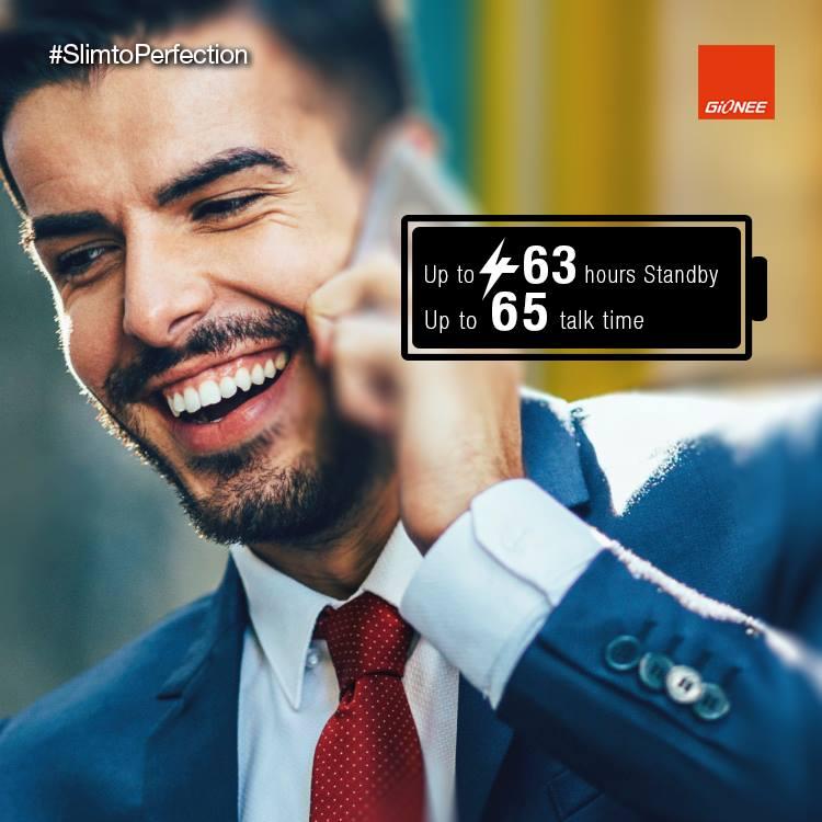 Gionee Marathon M4: Smartphone mit 5000mAh Akkukapazität und weitere Geräte 4