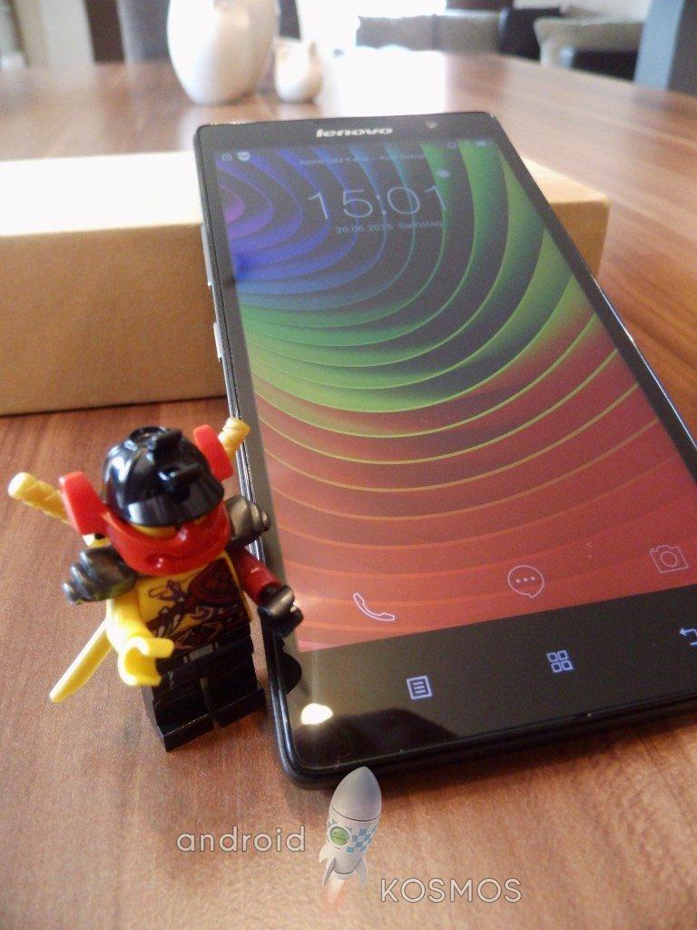 "Test/Review: Lenovo K80 - 5,5 Zoll ""Super-Krieger"" Smartphone mit Atom Prozessor 10"
