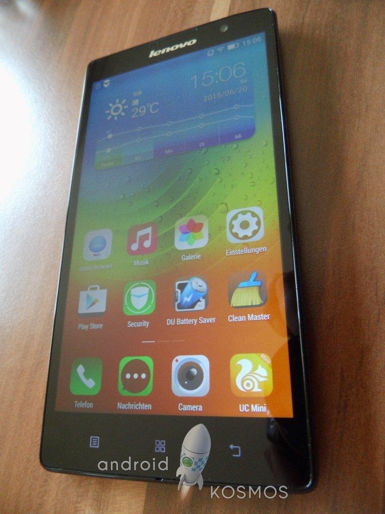 "Test/Review: Lenovo K80 - 5,5 Zoll ""Super-Krieger"" Smartphone mit Atom Prozessor 17"