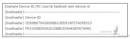 LG G4 unlock bootloader fastboot