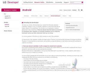 Anleitung: LG G4 - offizieller Bootloader Unlock ist Online 6