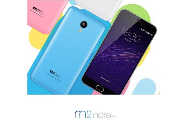 Meizu M2 Note offiziell vorgestellt 1