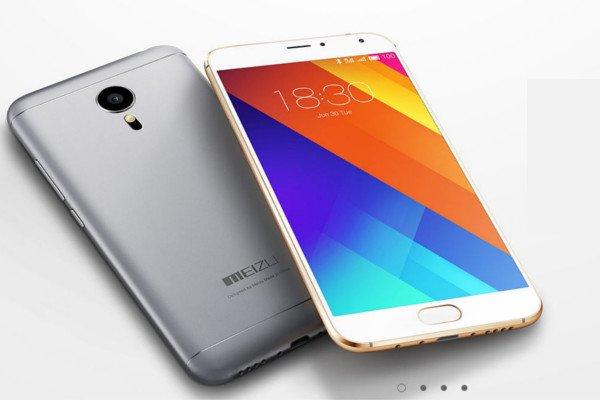 Meizu MX5 5,5 Zoll mit Helio X10 und 3GB Ram jetzt im Vorverkauf 5