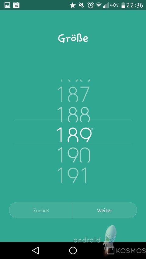 Xiaomi Mi Smart Scale Test: Die smarte Waage von morgen 94