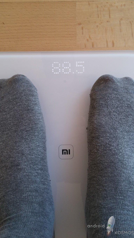 Xiaomi Mi Smart Scale Test: Die smarte Waage von morgen 61