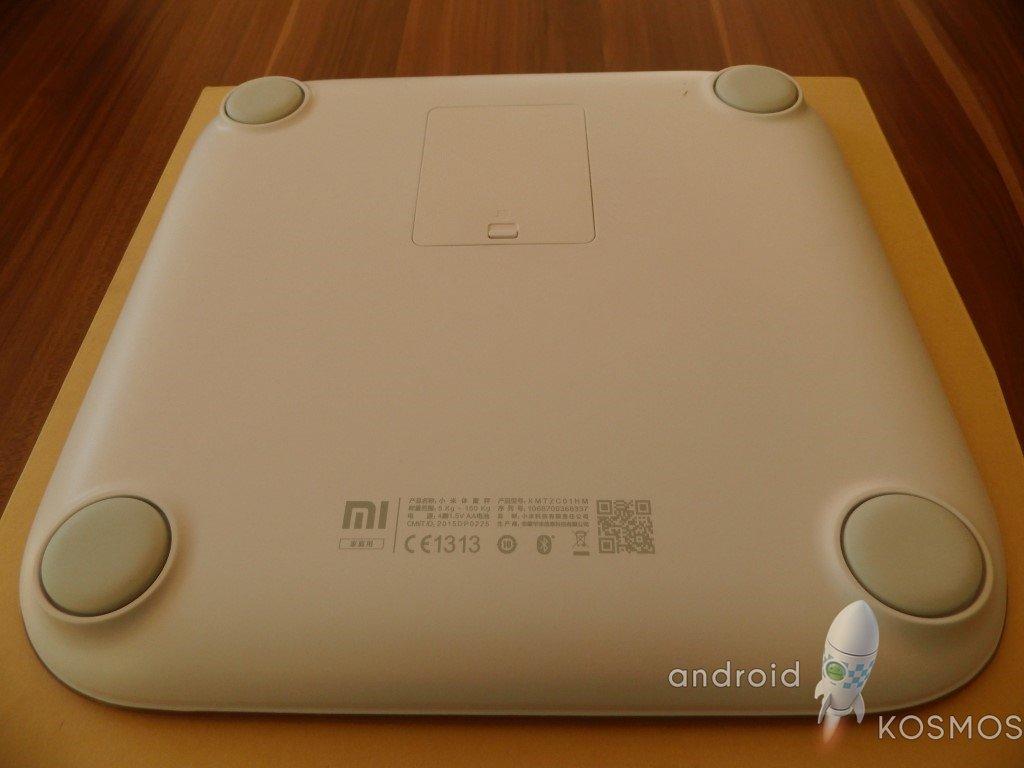 Xiaomi Mi Smart Scale Test: Die smarte Waage von morgen 70