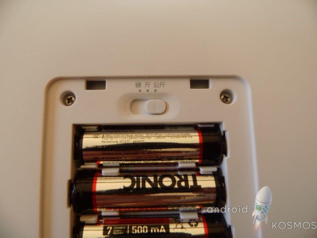 Xiaomi Mi Smart Scale Test: Die smarte Waage von morgen 71