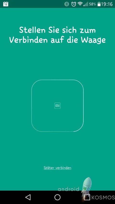 Xiaomi Mi Smart Scale Test: Die smarte Waage von morgen 54