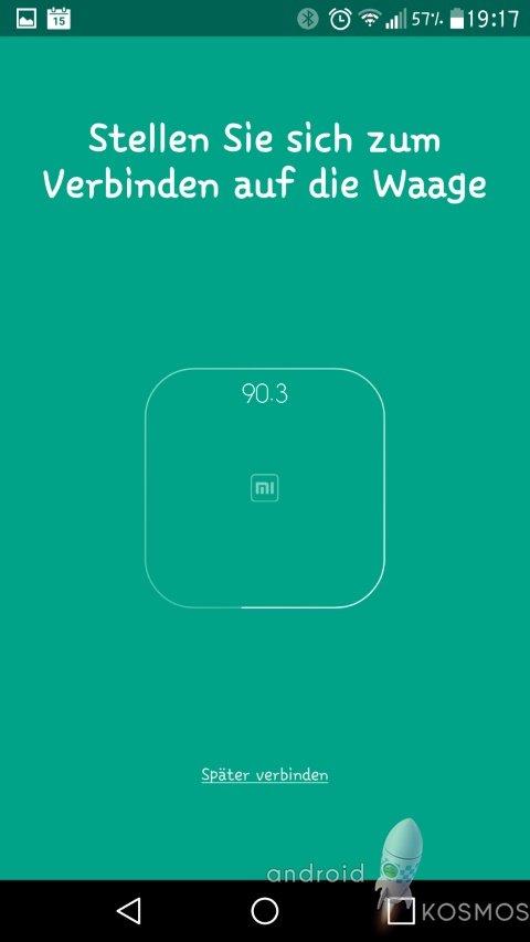 Xiaomi Mi Smart Scale Test: Die smarte Waage von morgen 55