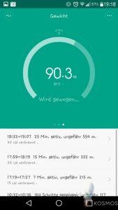 Mi Smart Scale App 4