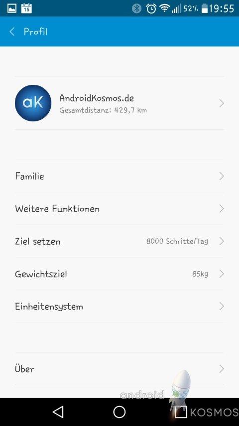 Xiaomi Mi Smart Scale Test: Die smarte Waage von morgen 51