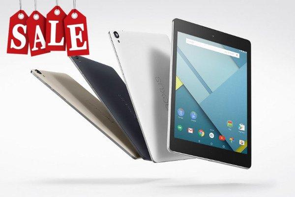 Angebot: Nexus 9 16GB für 249 Euro bei Media Markt 2