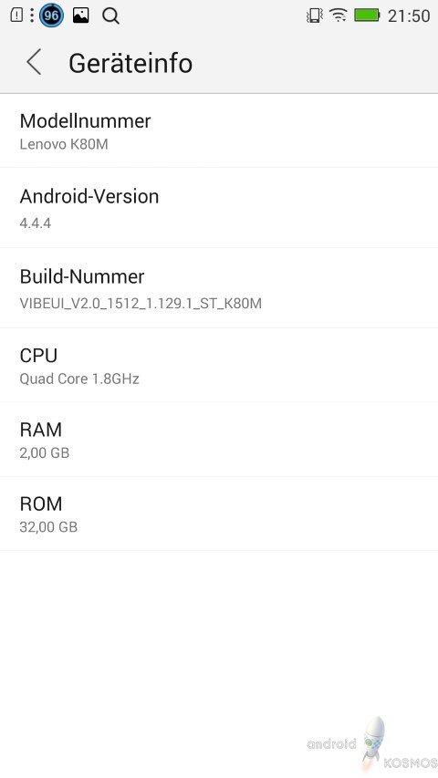 "Test/Review: Lenovo K80 - 5,5 Zoll ""Super-Krieger"" Smartphone mit Atom Prozessor 34"