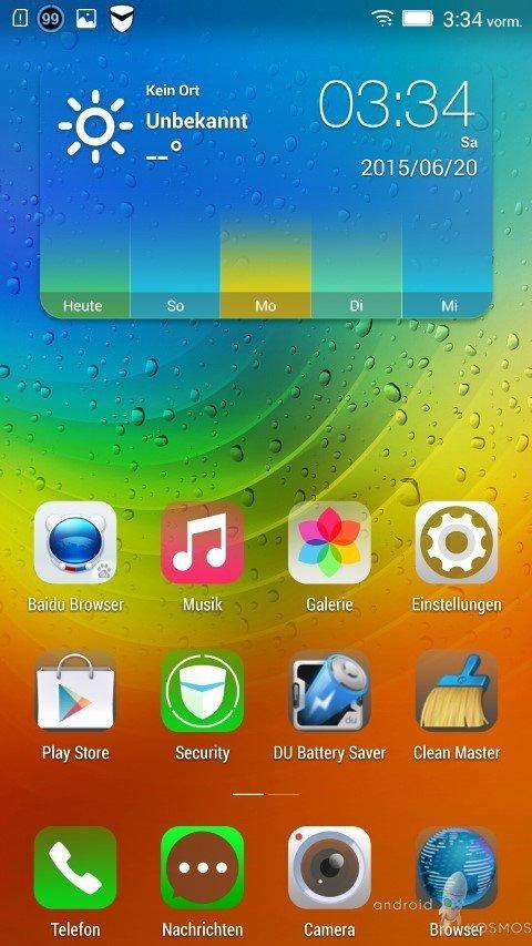 "Test/Review: Lenovo K80 - 5,5 Zoll ""Super-Krieger"" Smartphone mit Atom Prozessor 22"