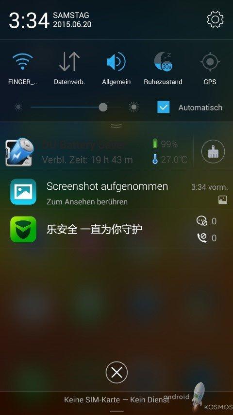 "Test/Review: Lenovo K80 - 5,5 Zoll ""Super-Krieger"" Smartphone mit Atom Prozessor 23"