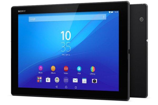 Sony Xperia Z4 Tablet - Verkauf in Deutschland gestartet 1