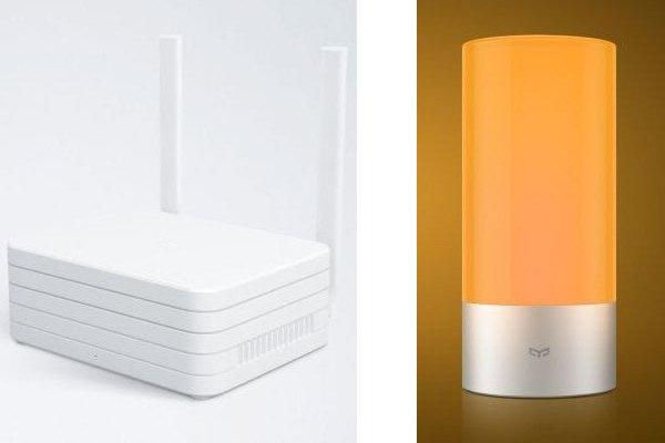 Xiaomi: Neuheiten aus der Pressekonferenz WiFi-Router 2.0 und Yeelight 15